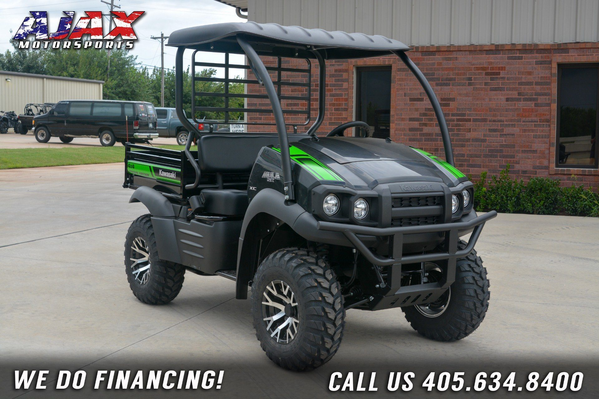 2019 Kawasaki Mule SX 4X4 XC SE in Oklahoma City, Oklahoma - Photo 9