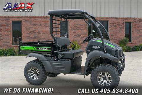 2019 Kawasaki Mule SX 4X4 XC SE in Oklahoma City, Oklahoma - Photo 3