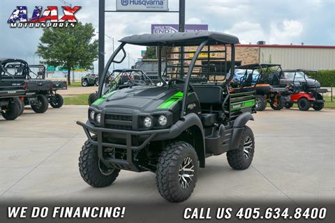 2019 Kawasaki Mule SX 4X4 XC SE in Oklahoma City, Oklahoma - Photo 11