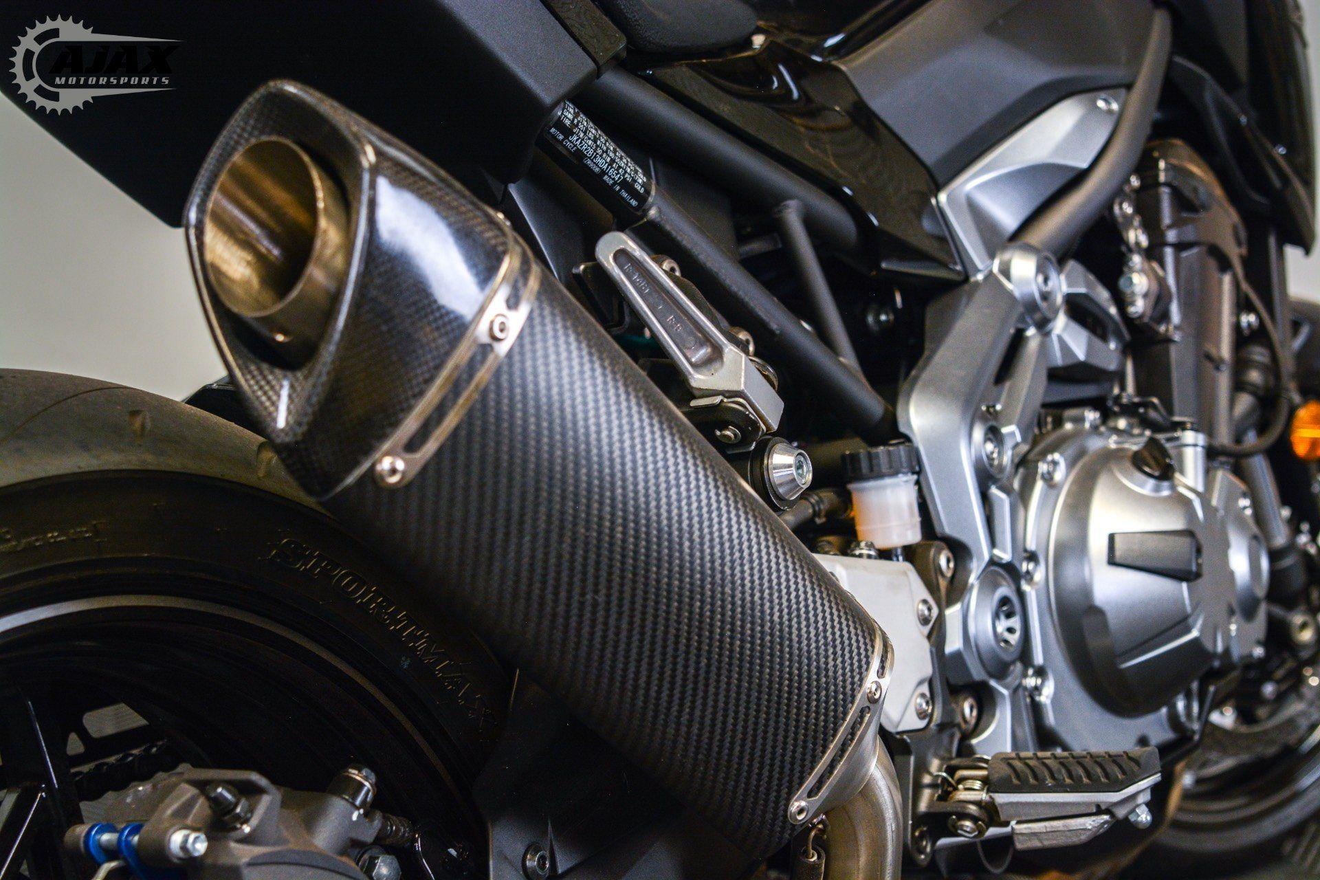 2017 Kawasaki Z900 ABS 3