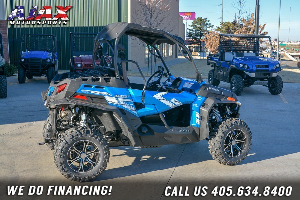 2019 CFMOTO ZForce 800 EX in Oklahoma City, Oklahoma