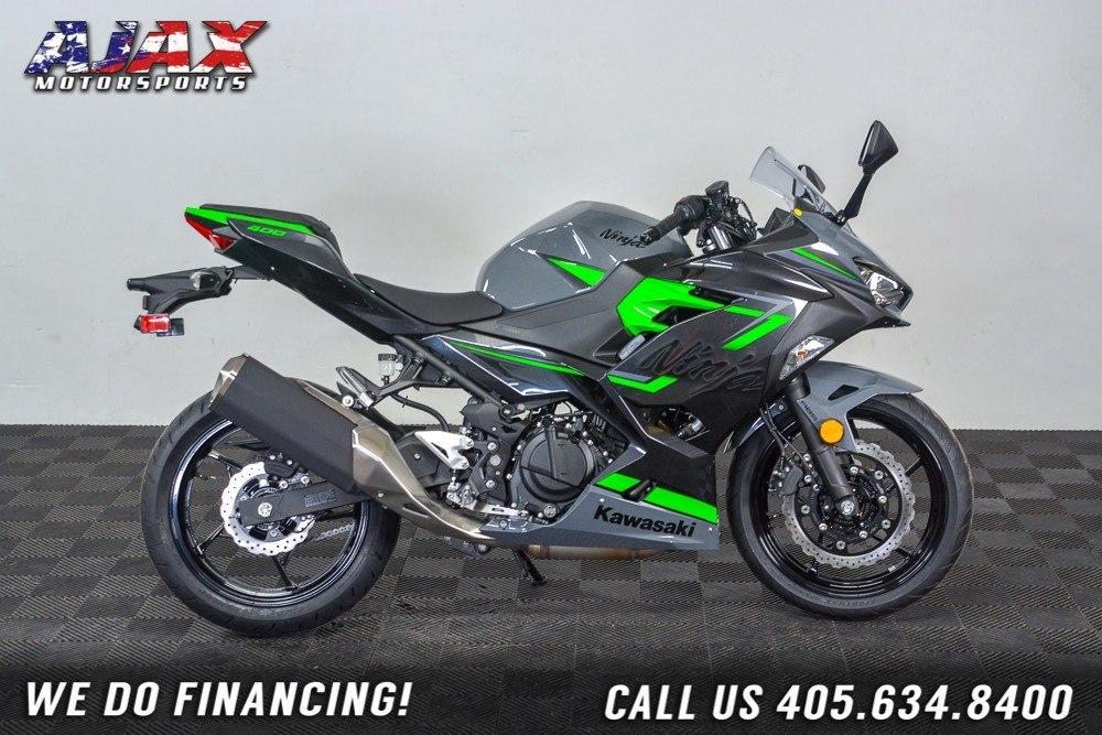 2019 Kawasaki Ninja 400 ABS 1