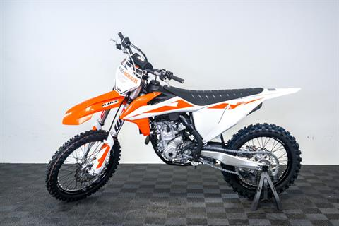2019 KTM 250 SX-F in Oklahoma City, Oklahoma