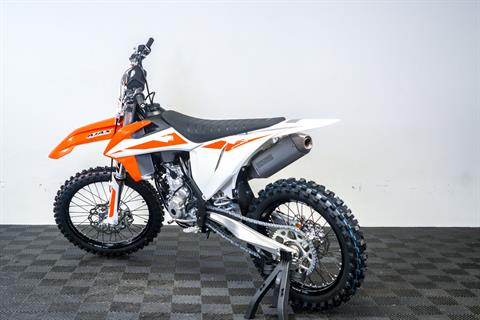 2019 KTM 250 SX-F in Oklahoma City, Oklahoma - Photo 4