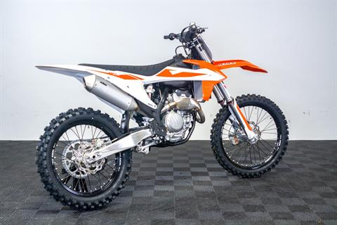 2019 KTM 250 SX-F in Oklahoma City, Oklahoma - Photo 5
