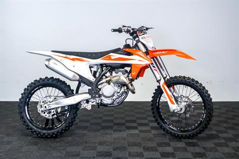 2019 KTM 250 SX-F in Oklahoma City, Oklahoma - Photo 1