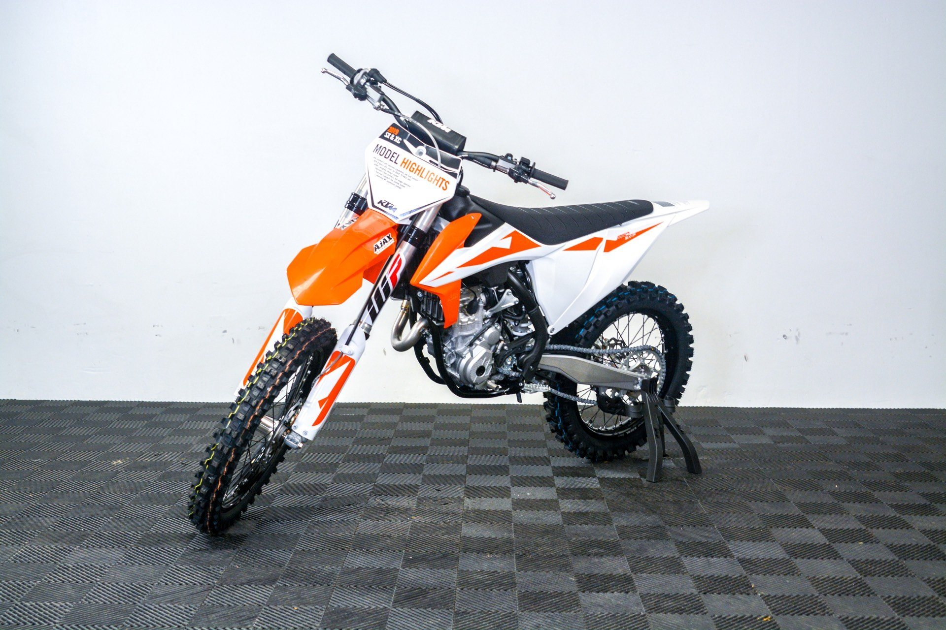 2019 KTM 250 SX-F in Oklahoma City, Oklahoma - Photo 7