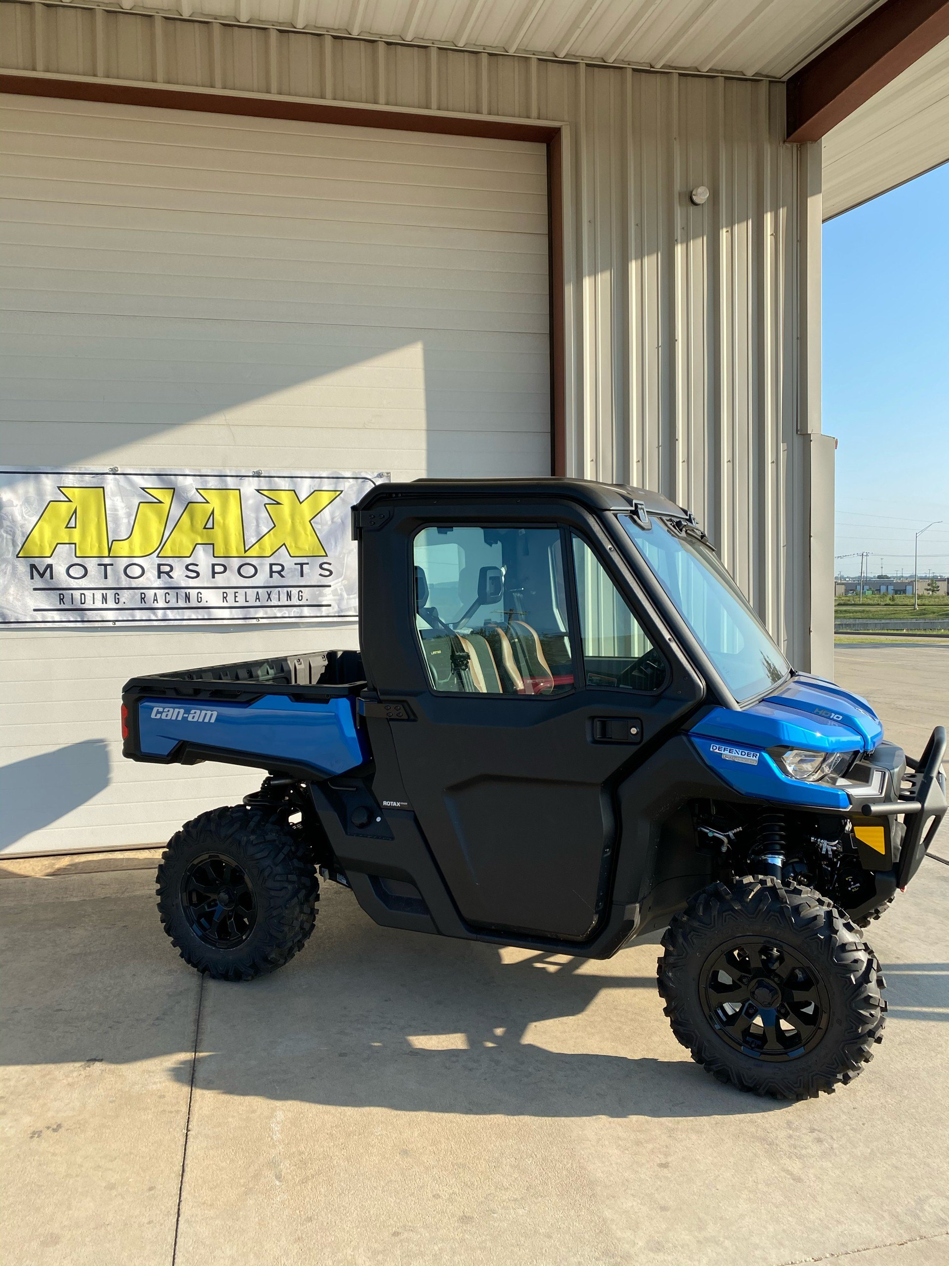 2021 Can-Am Defender Limited HD10 in Oklahoma City, Oklahoma - Photo 1