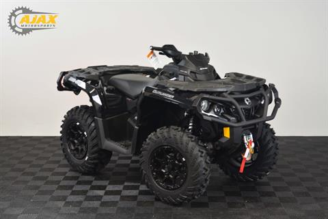 2017 Can-Am Outlander XT-P 850 in Oklahoma City, Oklahoma
