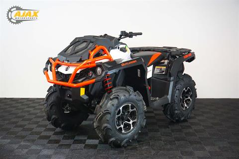 2017 Can-Am Outlander X mr 650 in Oklahoma City, Oklahoma