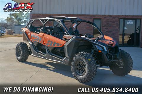 2019 Can-Am Maverick X3 Max X ds Turbo R in Oklahoma City, Oklahoma