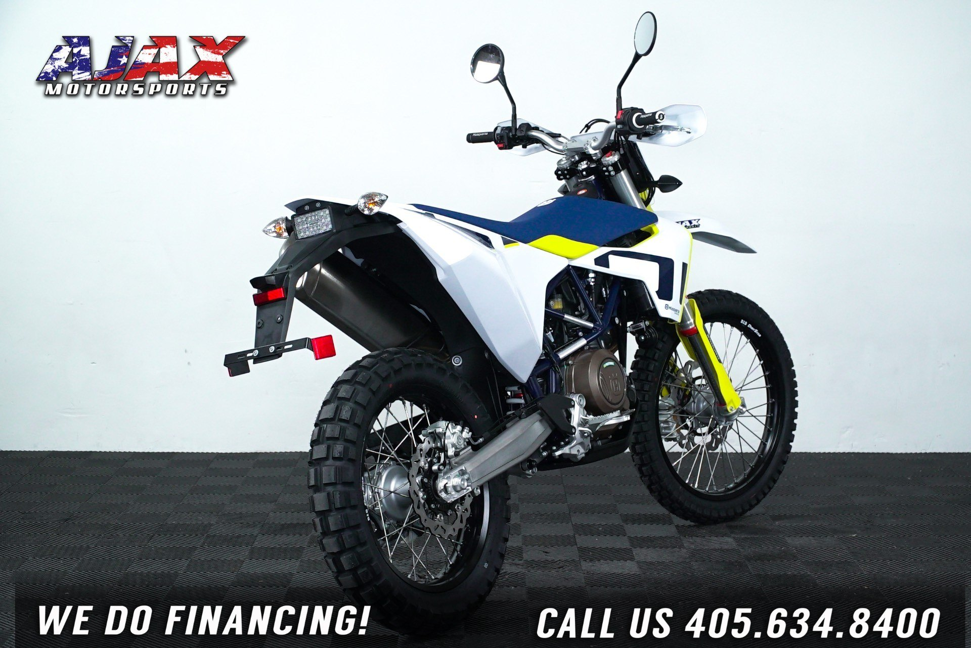 2020 Husqvarna 701 Enduro in Oklahoma City, Oklahoma - Photo 8