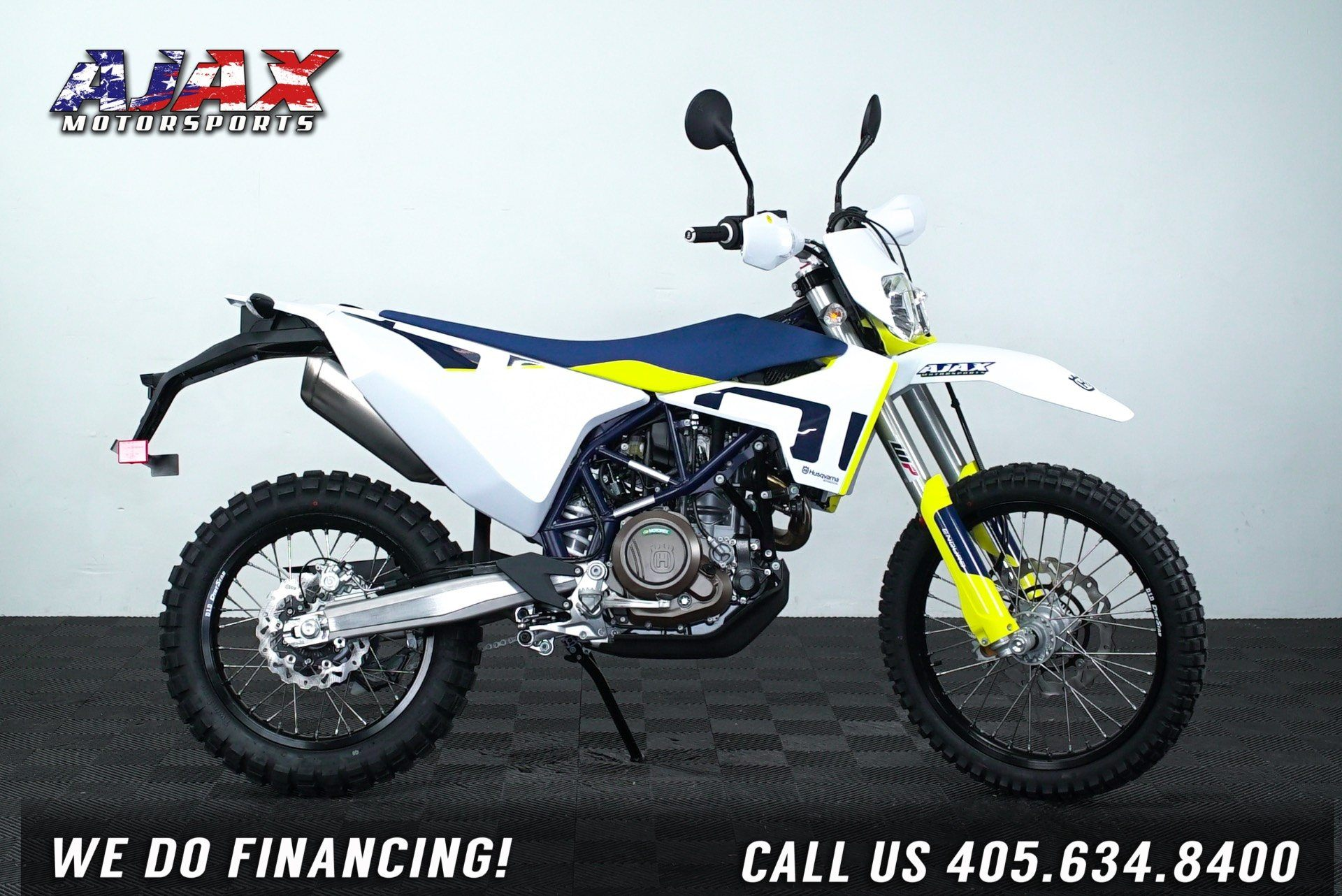 2020 Husqvarna 701 Enduro in Oklahoma City, Oklahoma - Photo 1