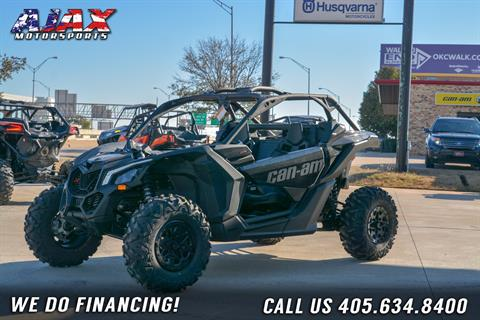 2018 Can-Am Maverick X3 X ds Turbo R in Oklahoma City, Oklahoma