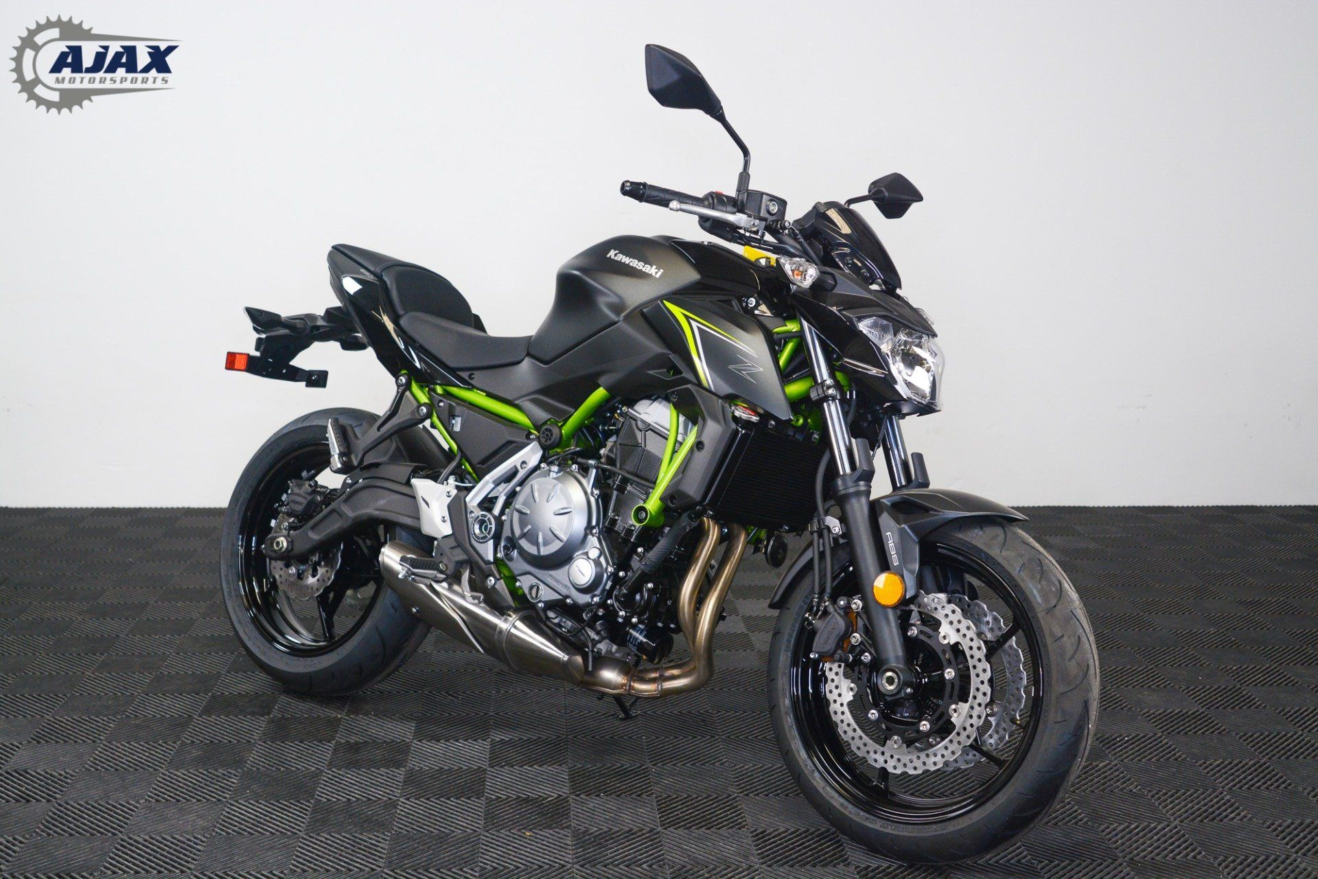 2018 Kawasaki Z650 ABS for sale 3558