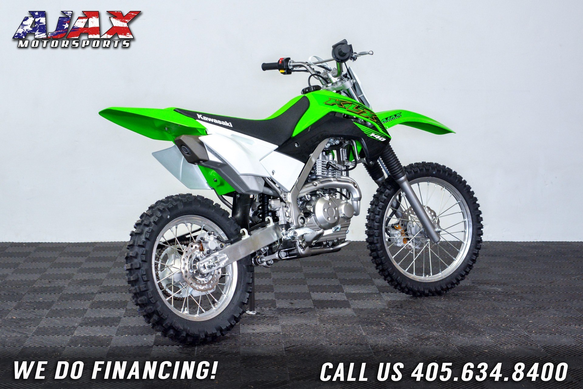 2020 Kawasaki KLX 140 in Oklahoma City, Oklahoma - Photo 7