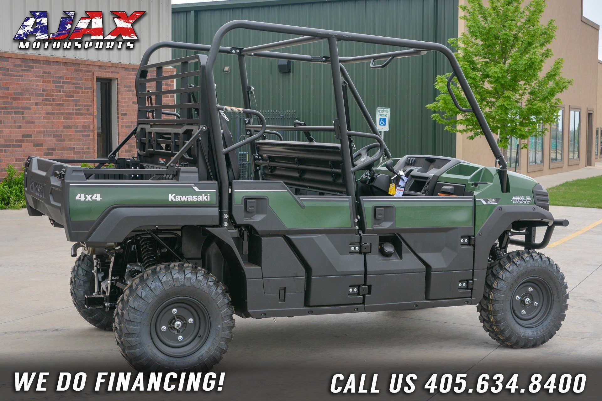 2020 Kawasaki Mule PRO-FXT EPS in Oklahoma City, Oklahoma - Photo 6