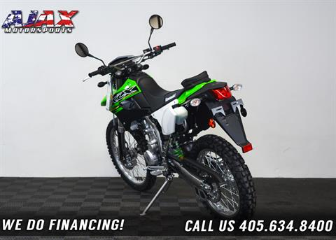 2019 Kawasaki KLX 250 in Oklahoma City, Oklahoma - Photo 4