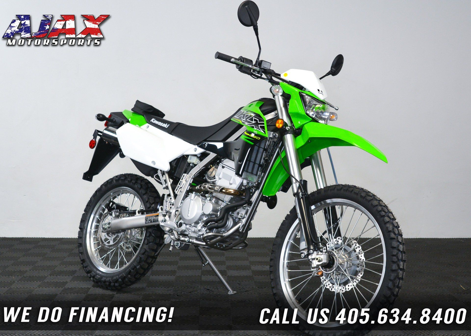 2019 Kawasaki KLX 250 in Oklahoma City, Oklahoma - Photo 1