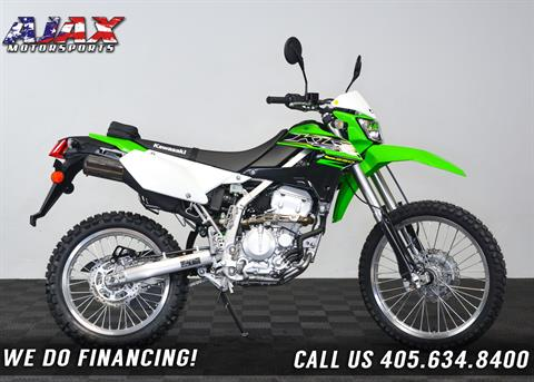 2019 Kawasaki KLX 250 in Oklahoma City, Oklahoma - Photo 3