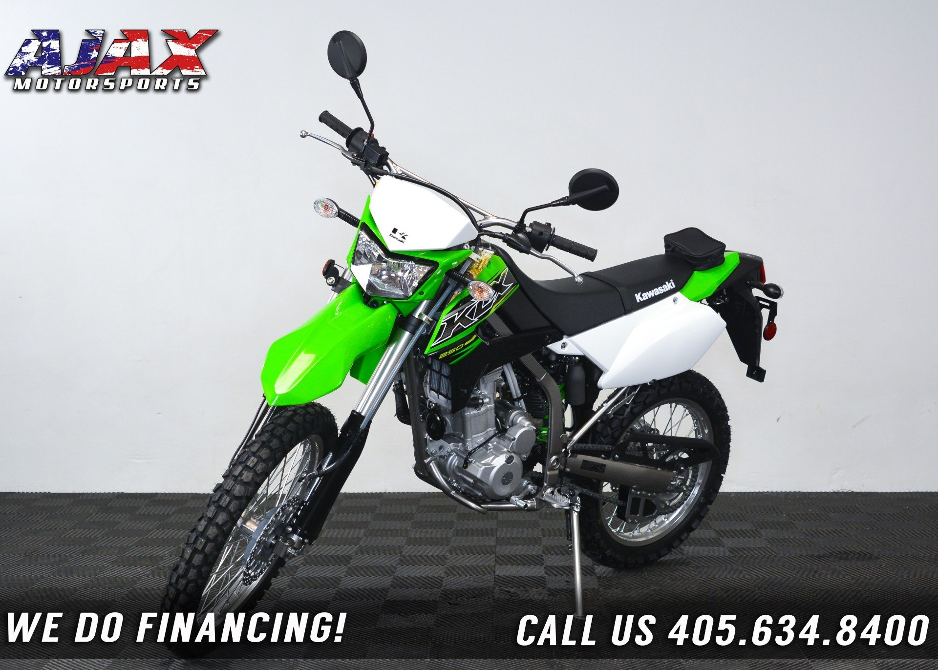 2019 Kawasaki KLX 250 in Oklahoma City, Oklahoma - Photo 7