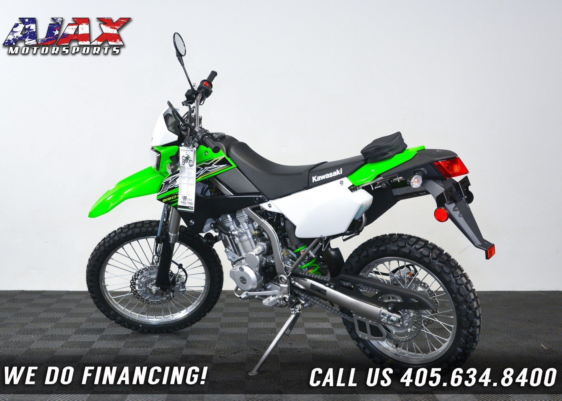 2019 Kawasaki KLX 250 in Oklahoma City, Oklahoma - Photo 8