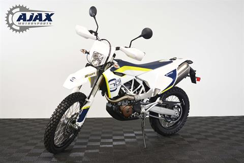 2018 Husqvarna 701 Enduro in Oklahoma City, Oklahoma