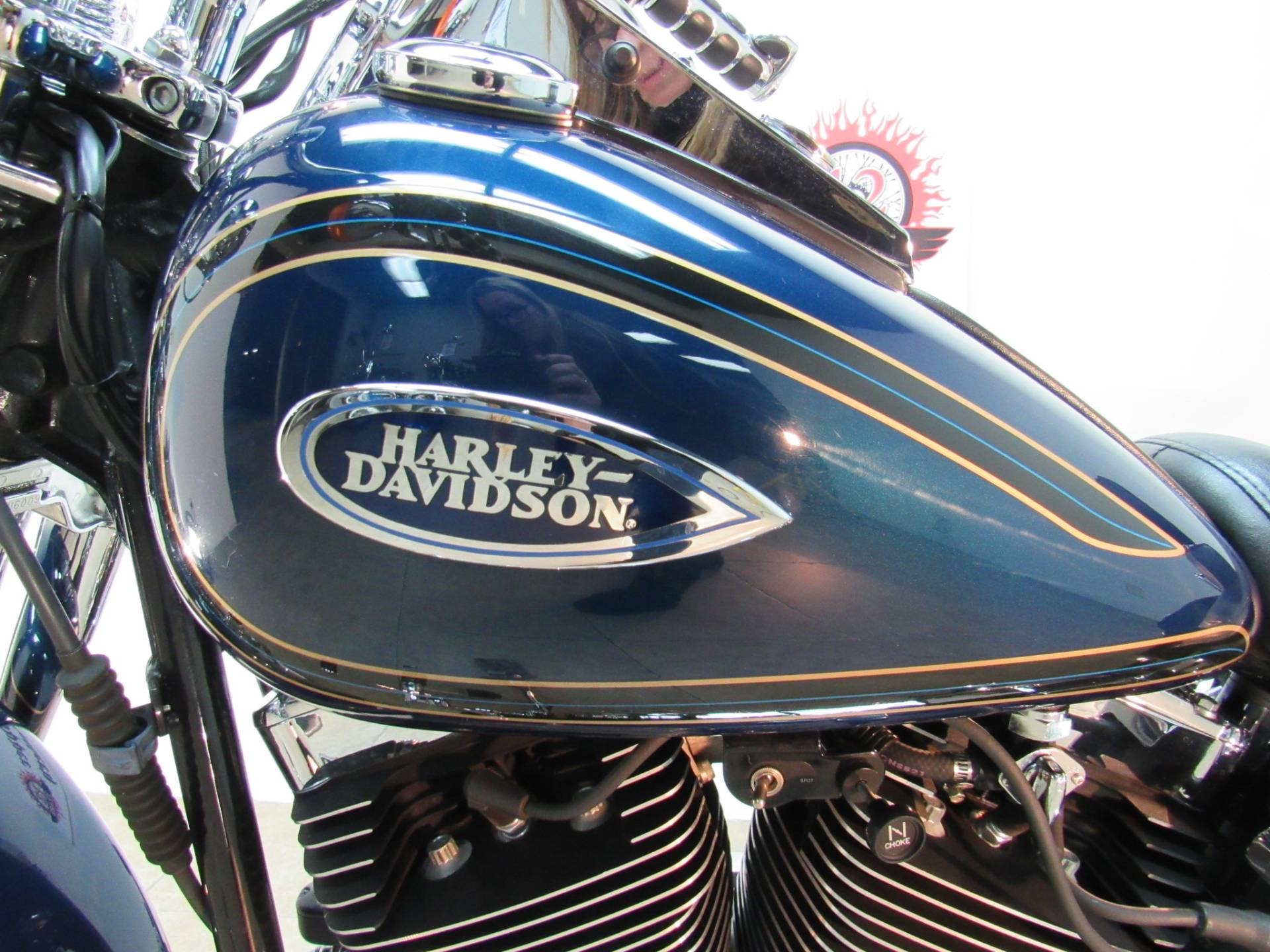 2000 Harley-Davidson FLSTS Heritage Springer® in Temecula, California - Photo 13