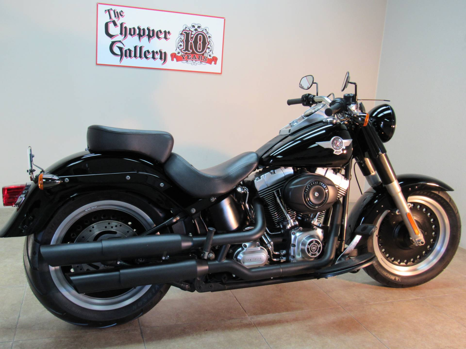 2010 Harley-Davidson Softail® Fat Boy® Lo in Temecula, California