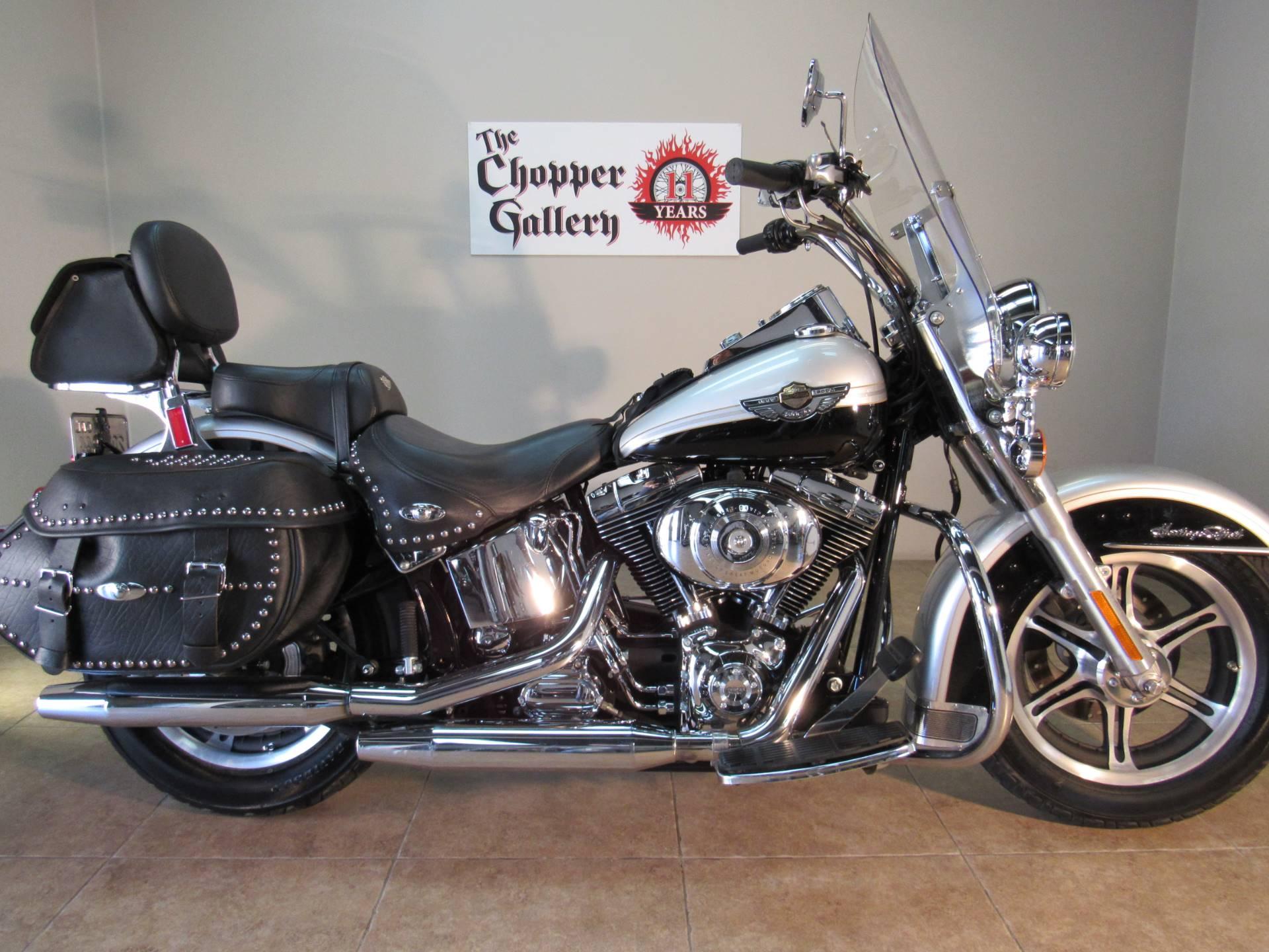 2003 Harley-Davidson FLSTC/FLSTCI Heritage Softail® Classic in Temecula,  California
