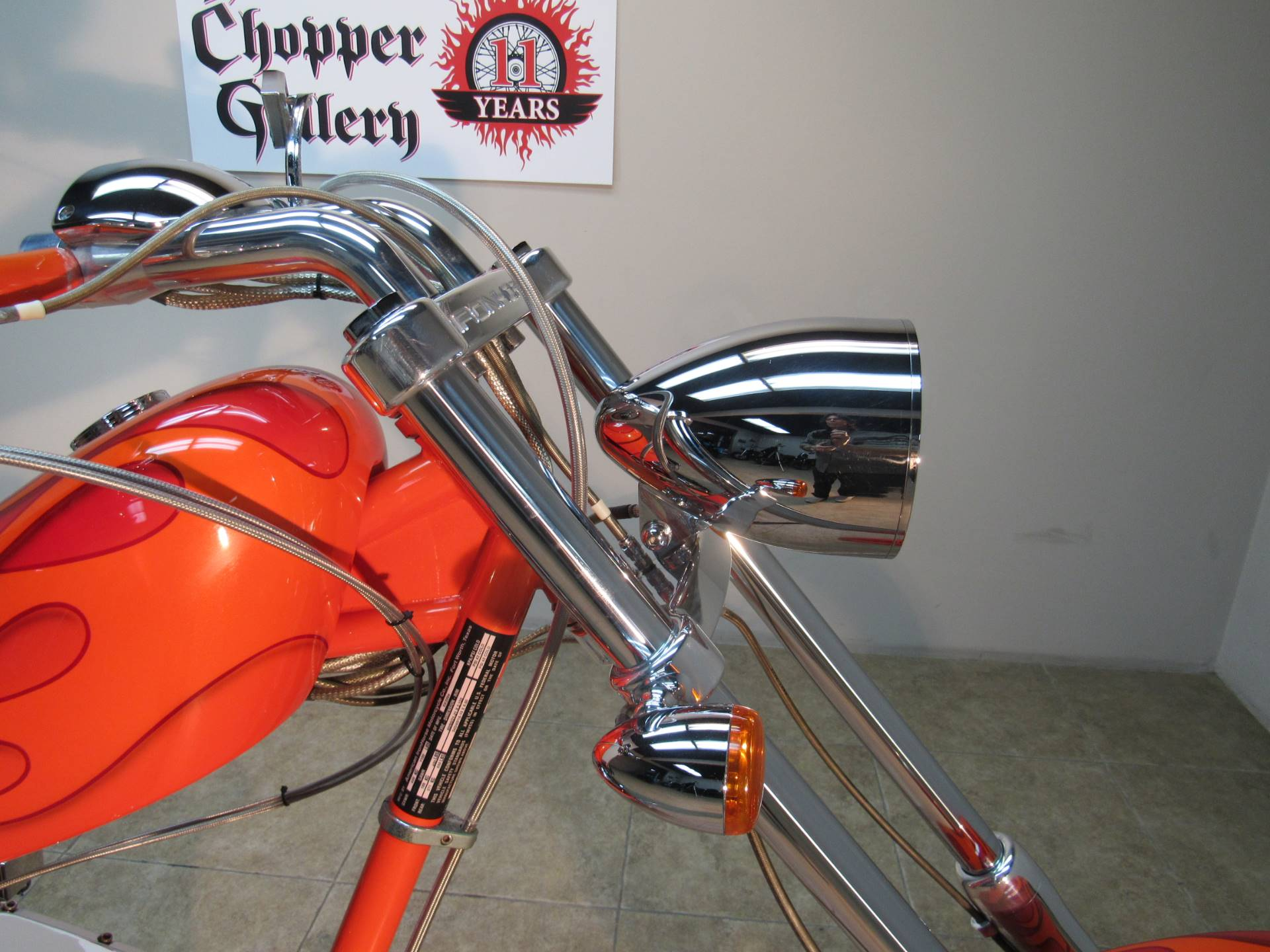 2004 American Ironhorse Texas Chopper in Temecula, California