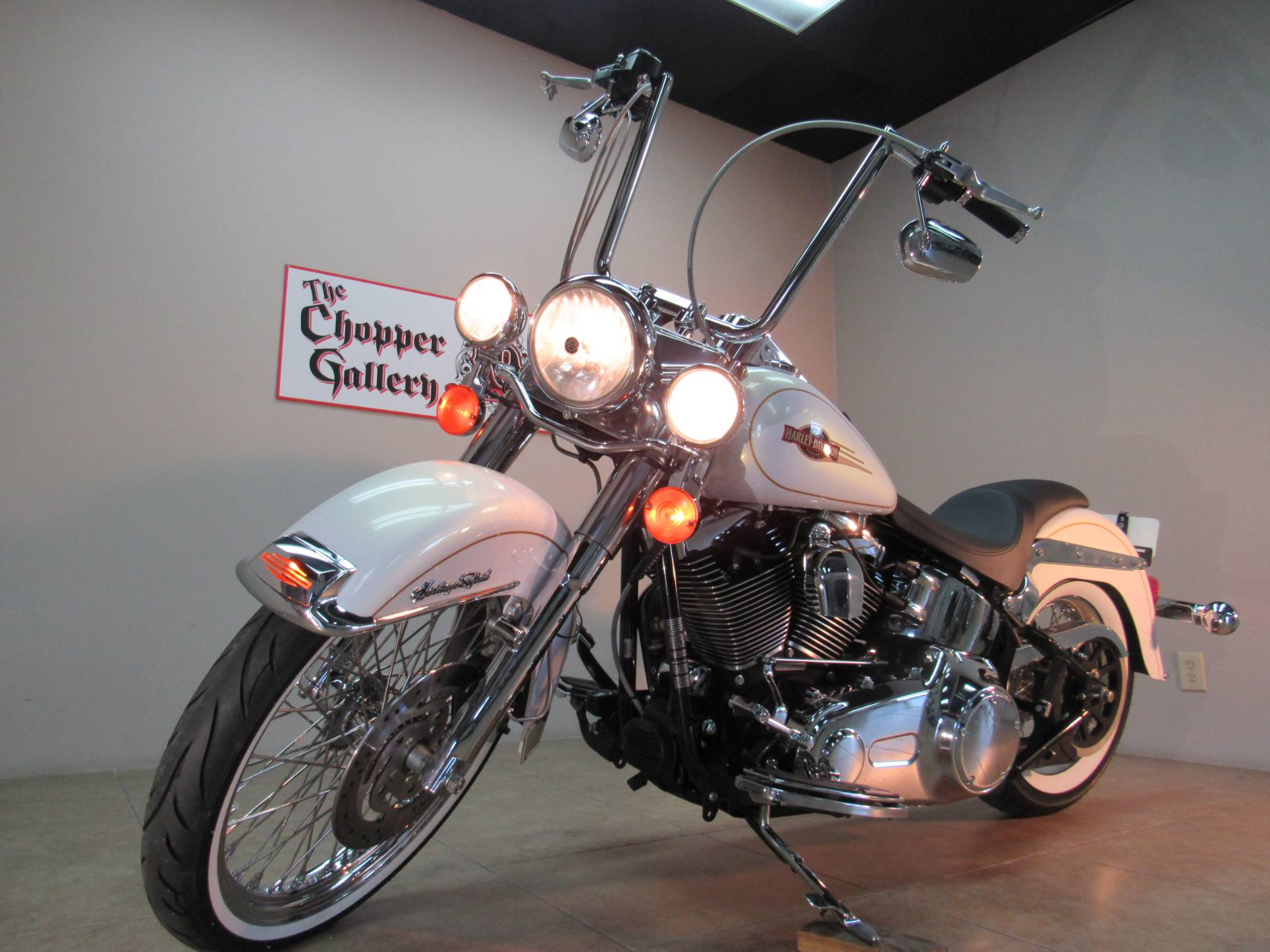 2007 Harley-Davidson Heritage Softail Classic in Temecula, California