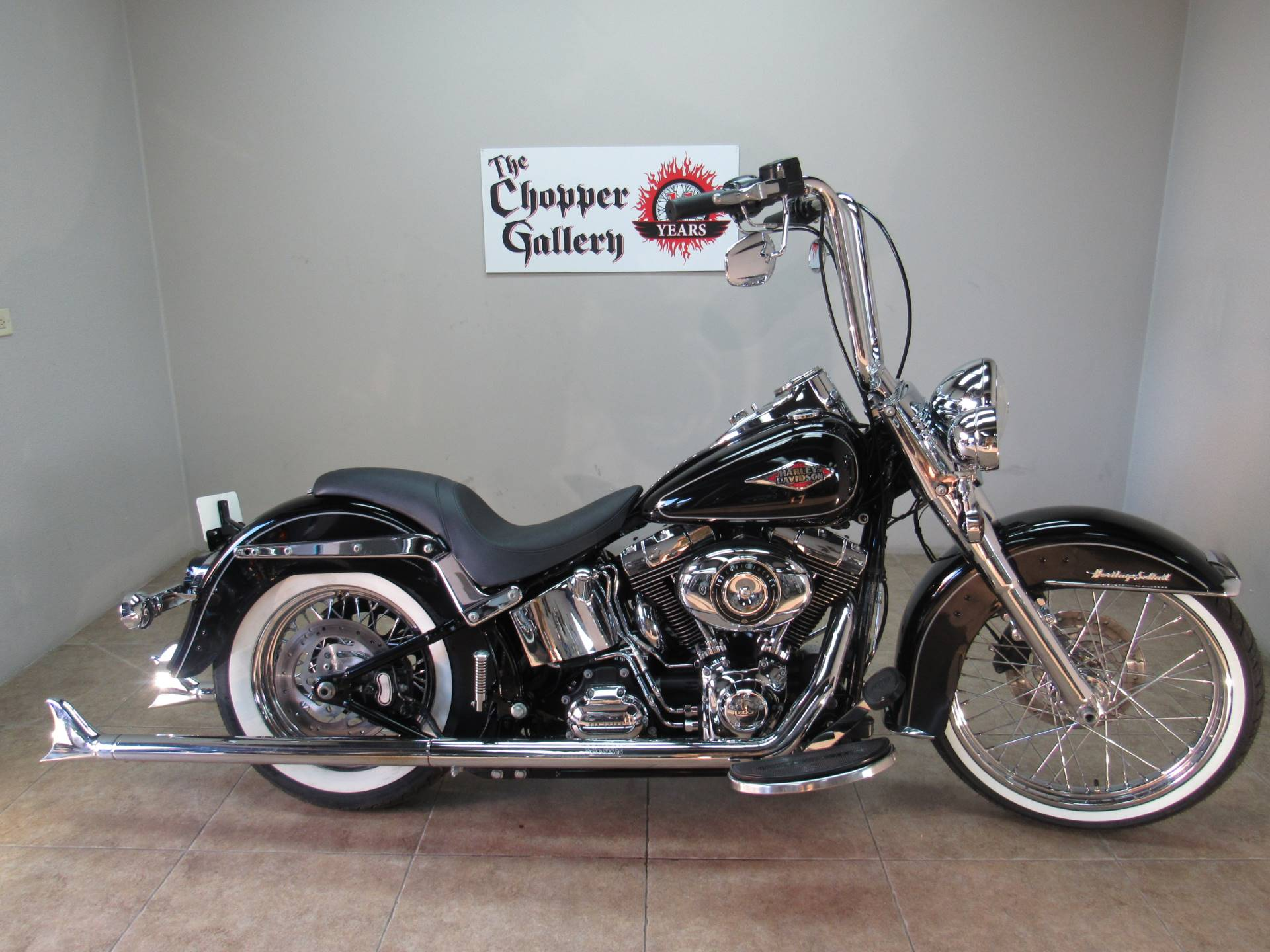 2014 Harley-Davidson Heritage Softail® Classic in Temecula, California - Photo 8