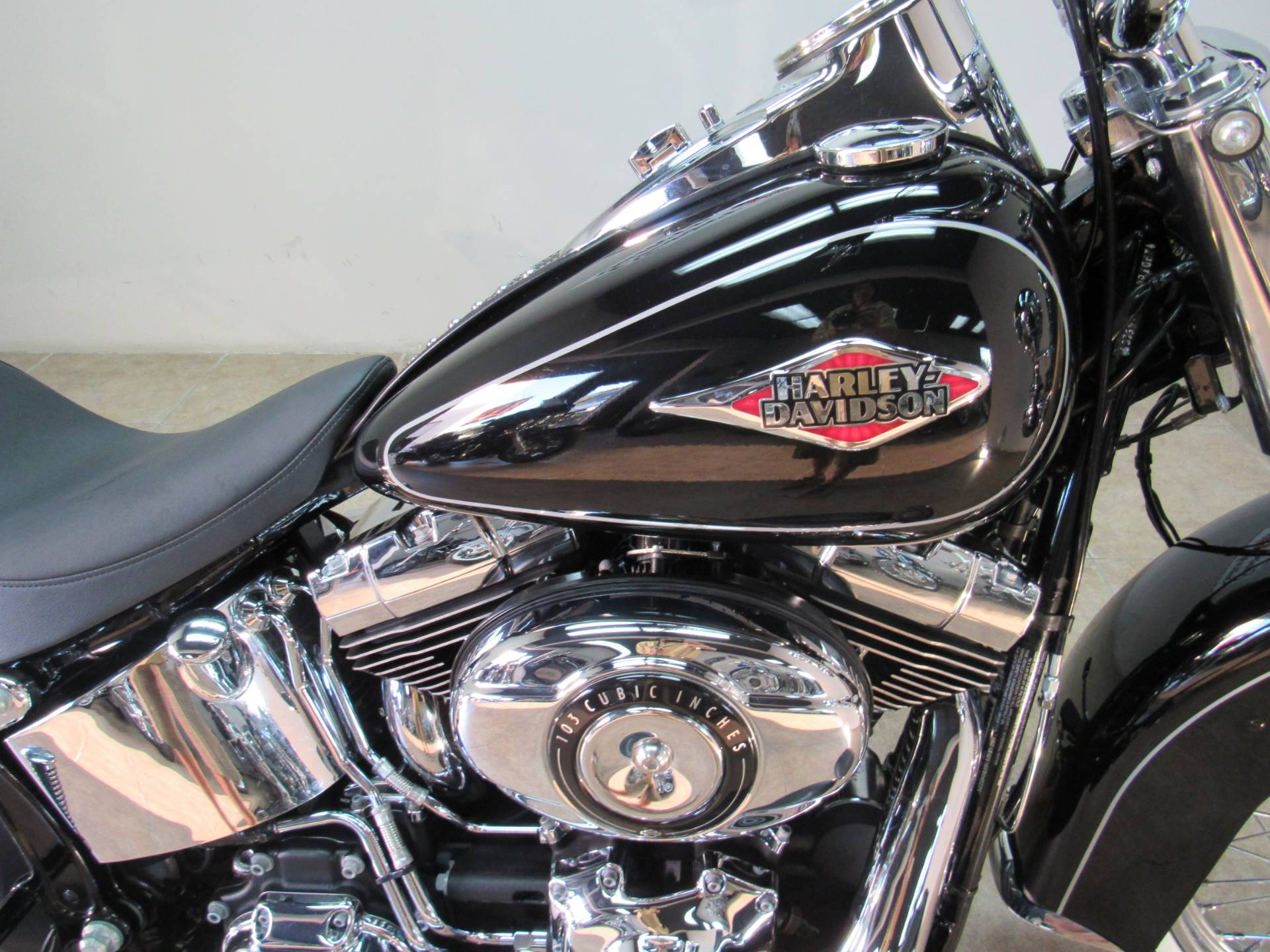 2014 Harley-Davidson Heritage Softail® Classic in Temecula, California - Photo 10