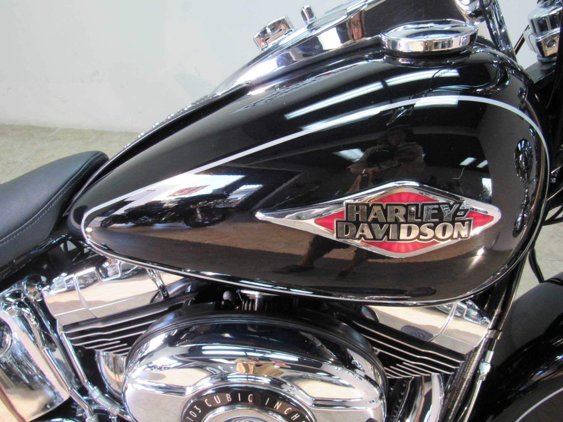 2014 Harley-Davidson Heritage Softail® Classic in Temecula, California - Photo 17