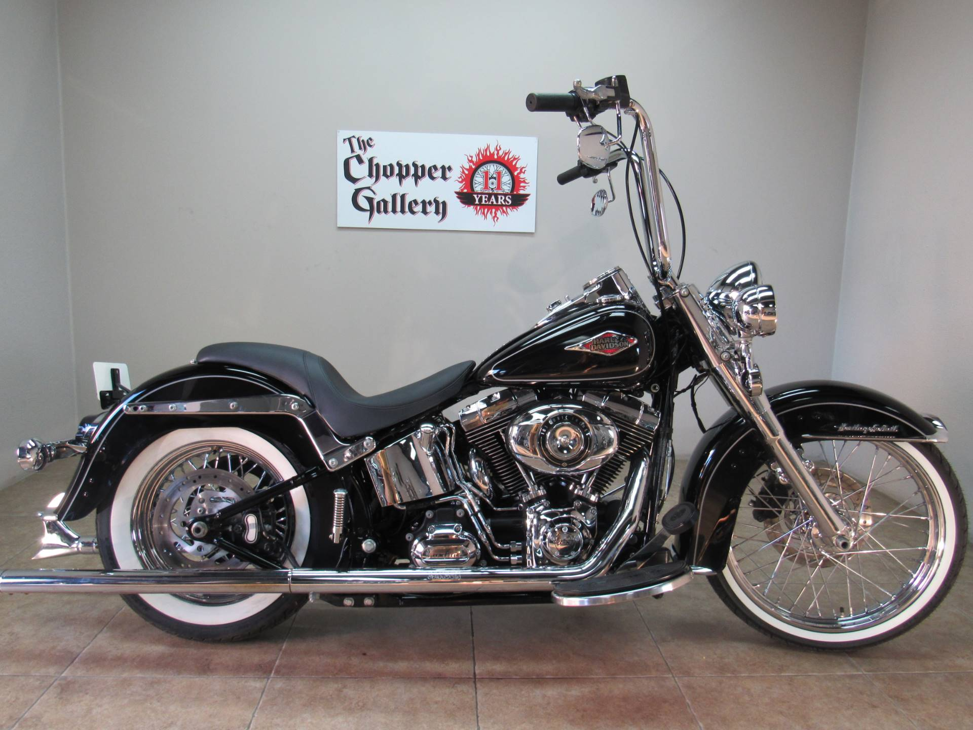 2014 Harley-Davidson Heritage Softail® Classic in Temecula, California - Photo 12