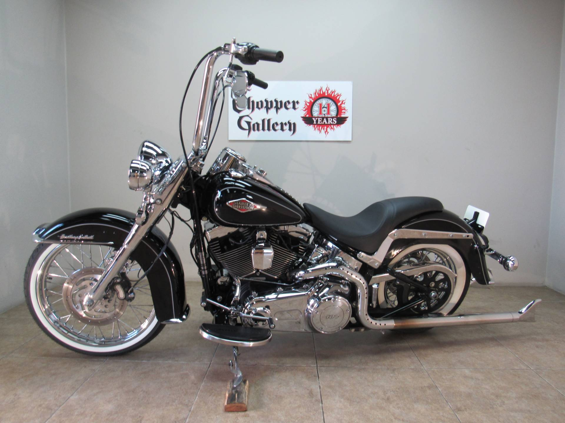 2014 Harley-Davidson Heritage Softail® Classic in Temecula, California - Photo 2