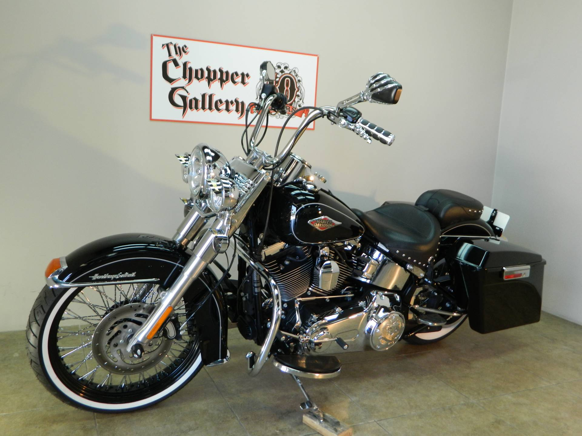 2014 Harley-Davidson Heritage Softail® Classic in Temecula, California