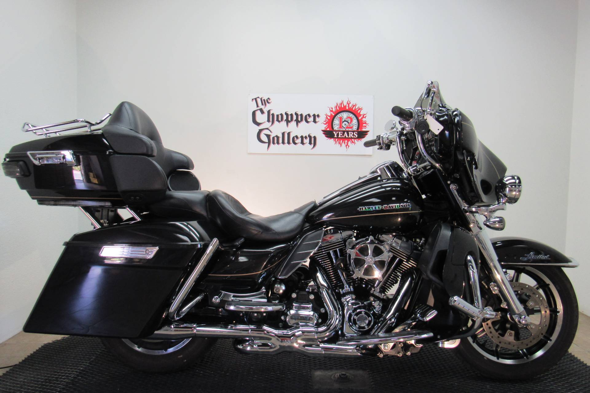 2016 Harley-Davidson Ultra Limited in Temecula, California - Photo 1