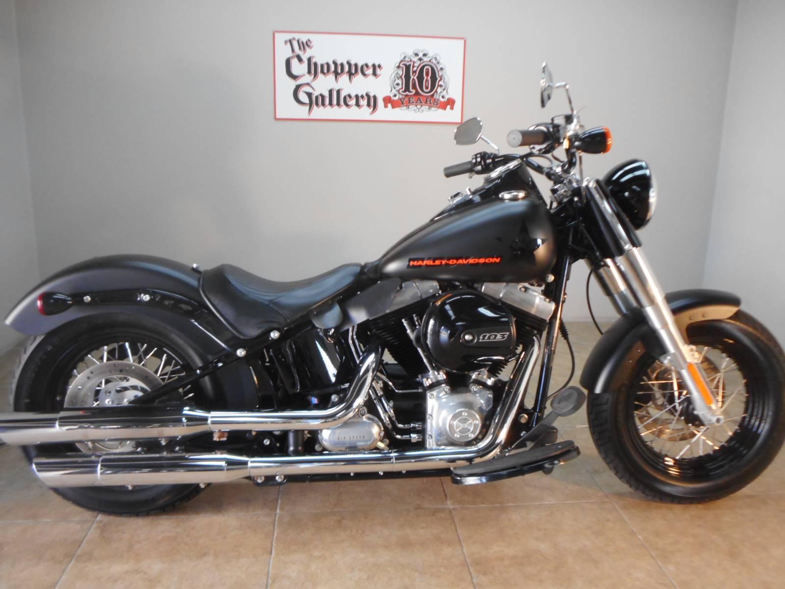 2017 Harley Davidson Softail Slim In Temecula California