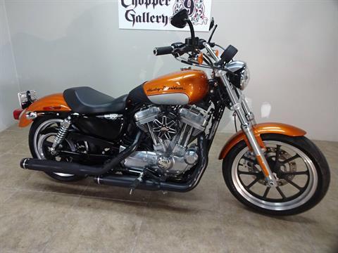 2014 Harley-Davidson Sportster® SuperLow® in Temecula, California