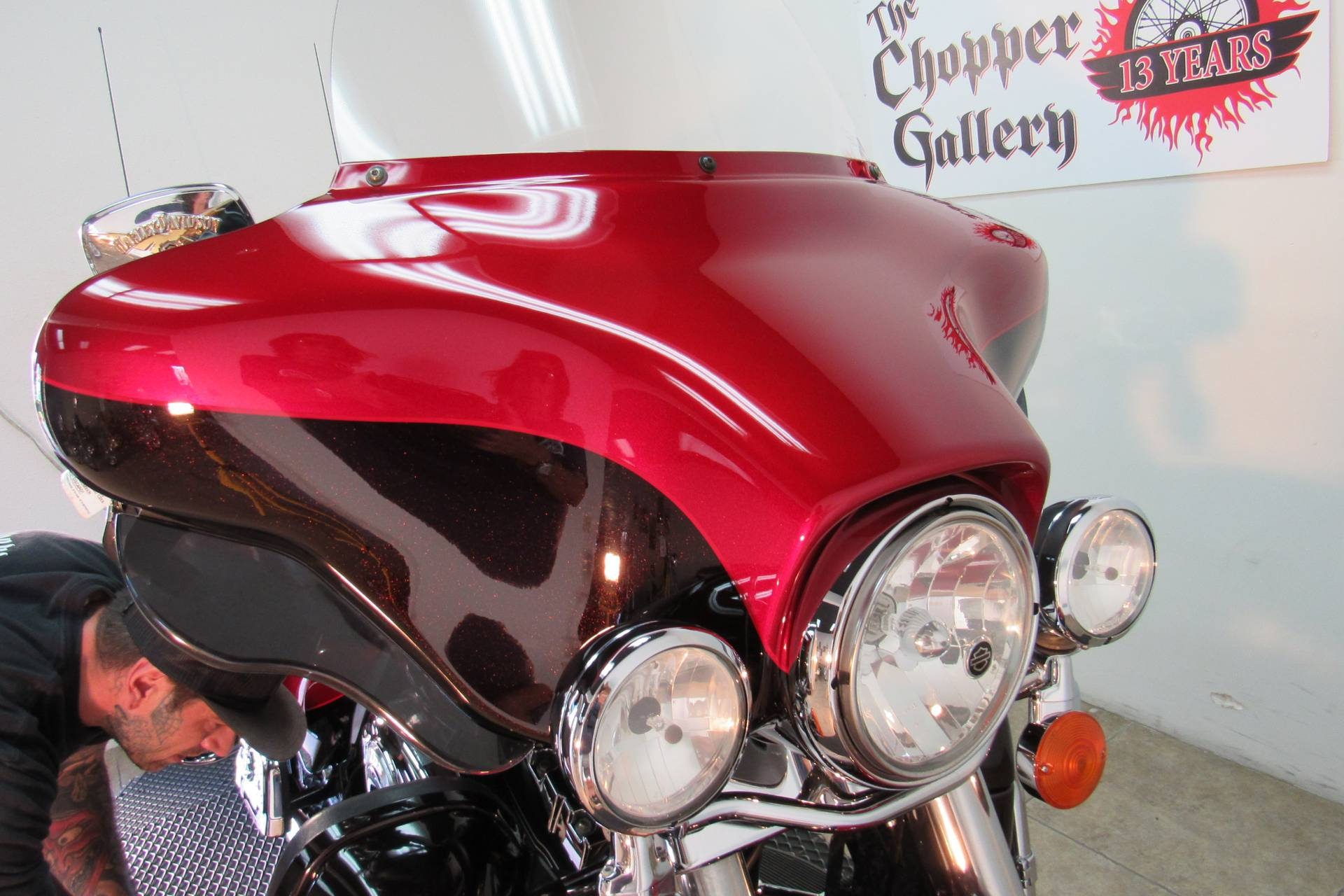 2013 Harley-Davidson Electra Glide® Ultra Limited in Temecula, California - Photo 4