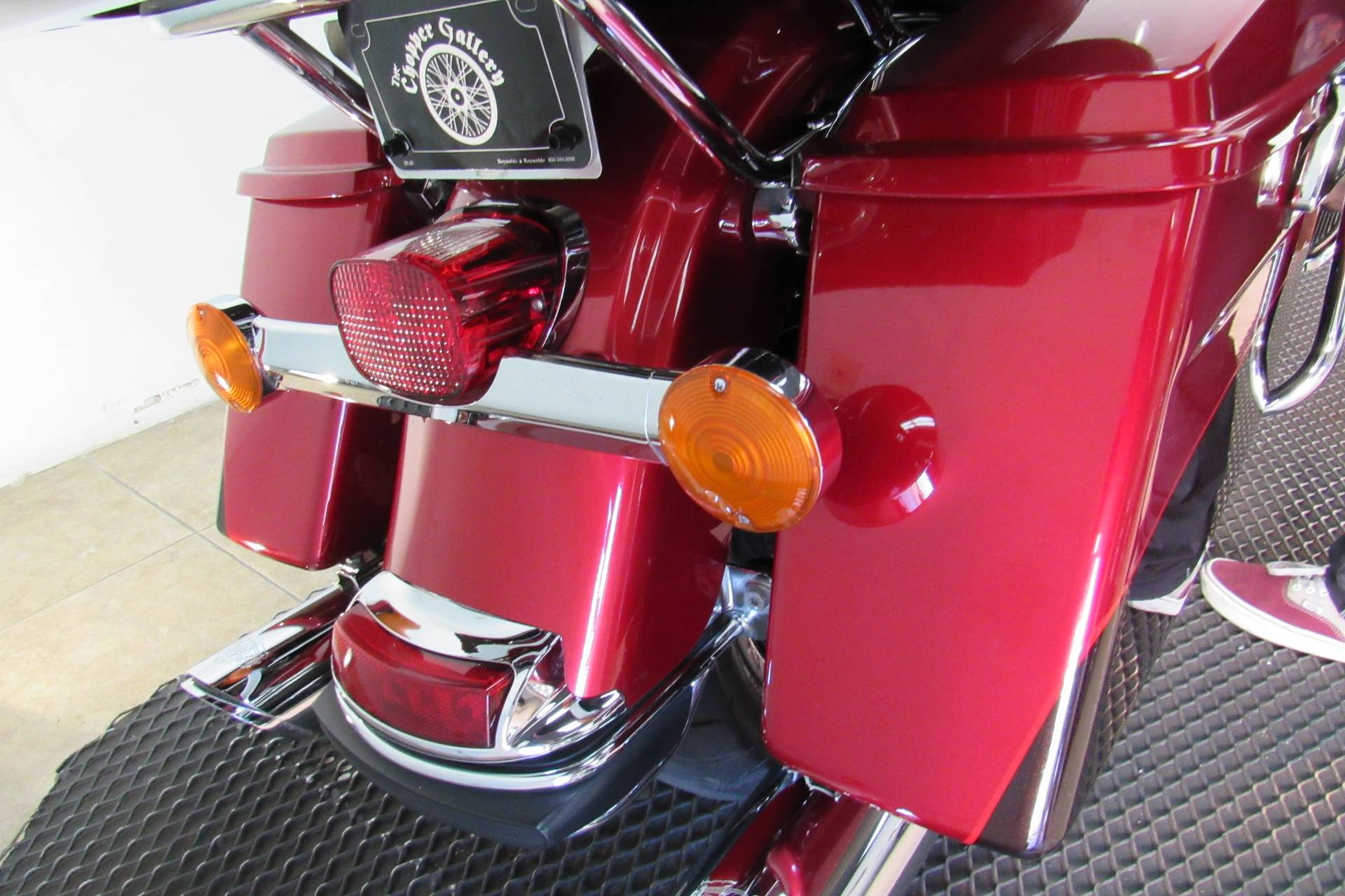 2013 Harley-Davidson Electra Glide® Ultra Limited in Temecula, California - Photo 7