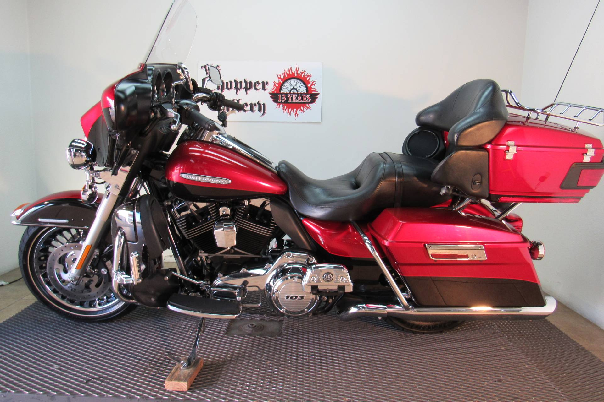 2013 Harley-Davidson Electra Glide® Ultra Limited in Temecula, California - Photo 25