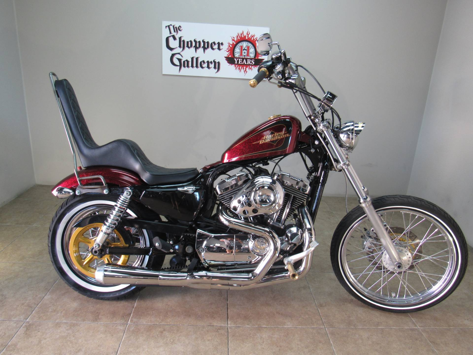 2012 Harley-Davidson Sportster® Seventy-Two™ in Temecula, California - Photo 8