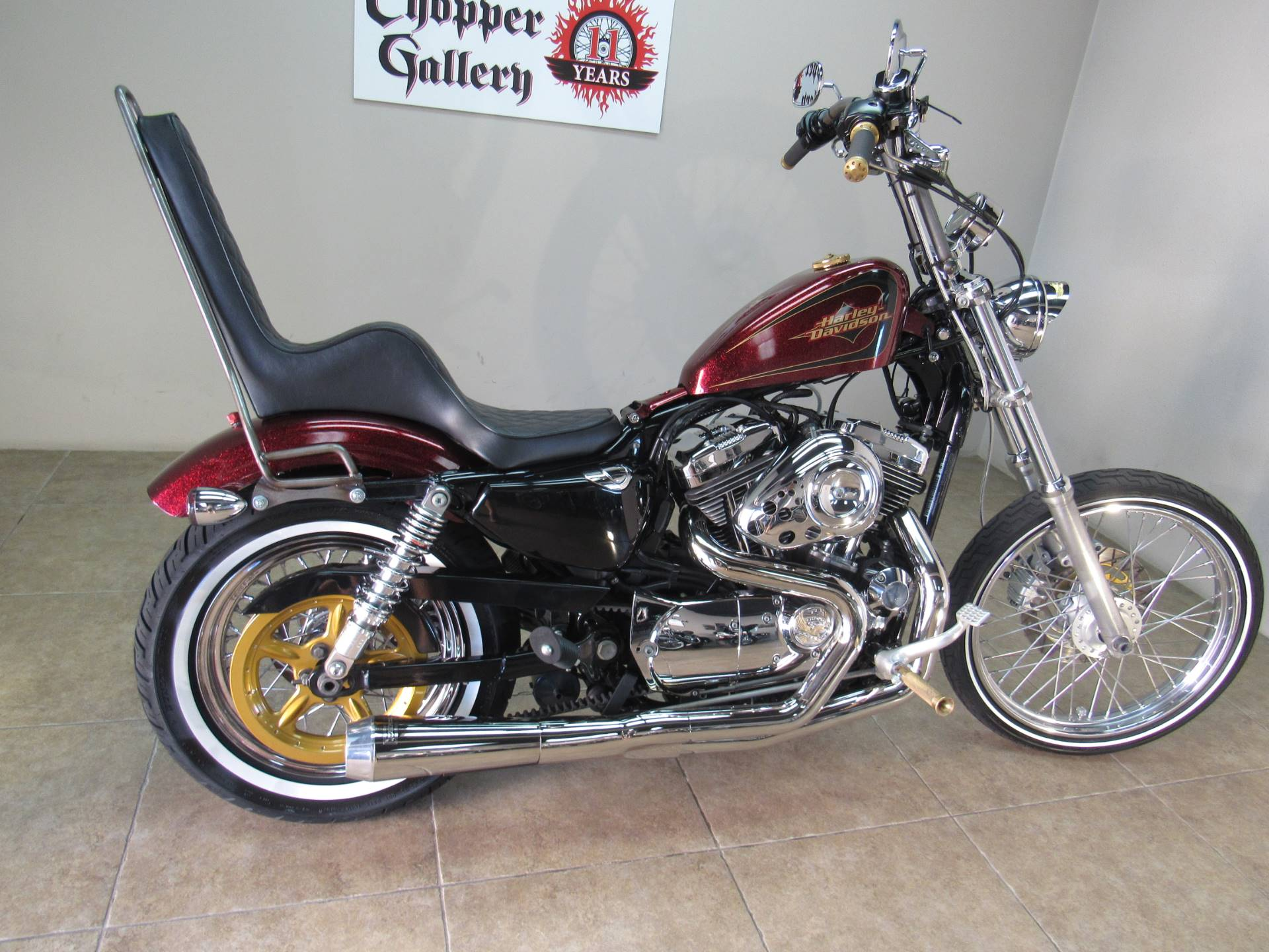 2012 Harley-Davidson Sportster® Seventy-Two™ in Temecula, California - Photo 9