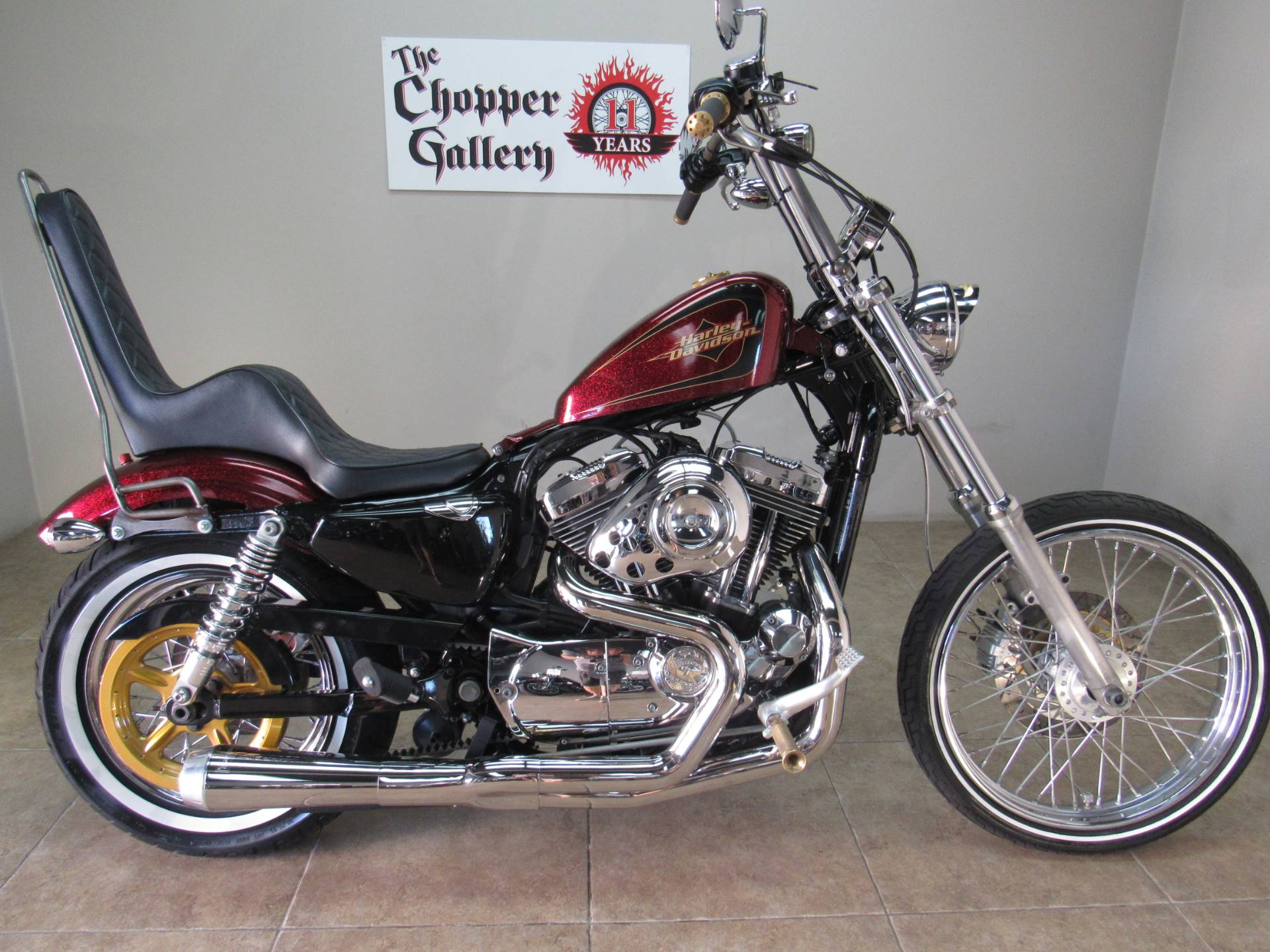 2012 Harley-Davidson Sportster® Seventy-Two™ in Temecula, California - Photo 1