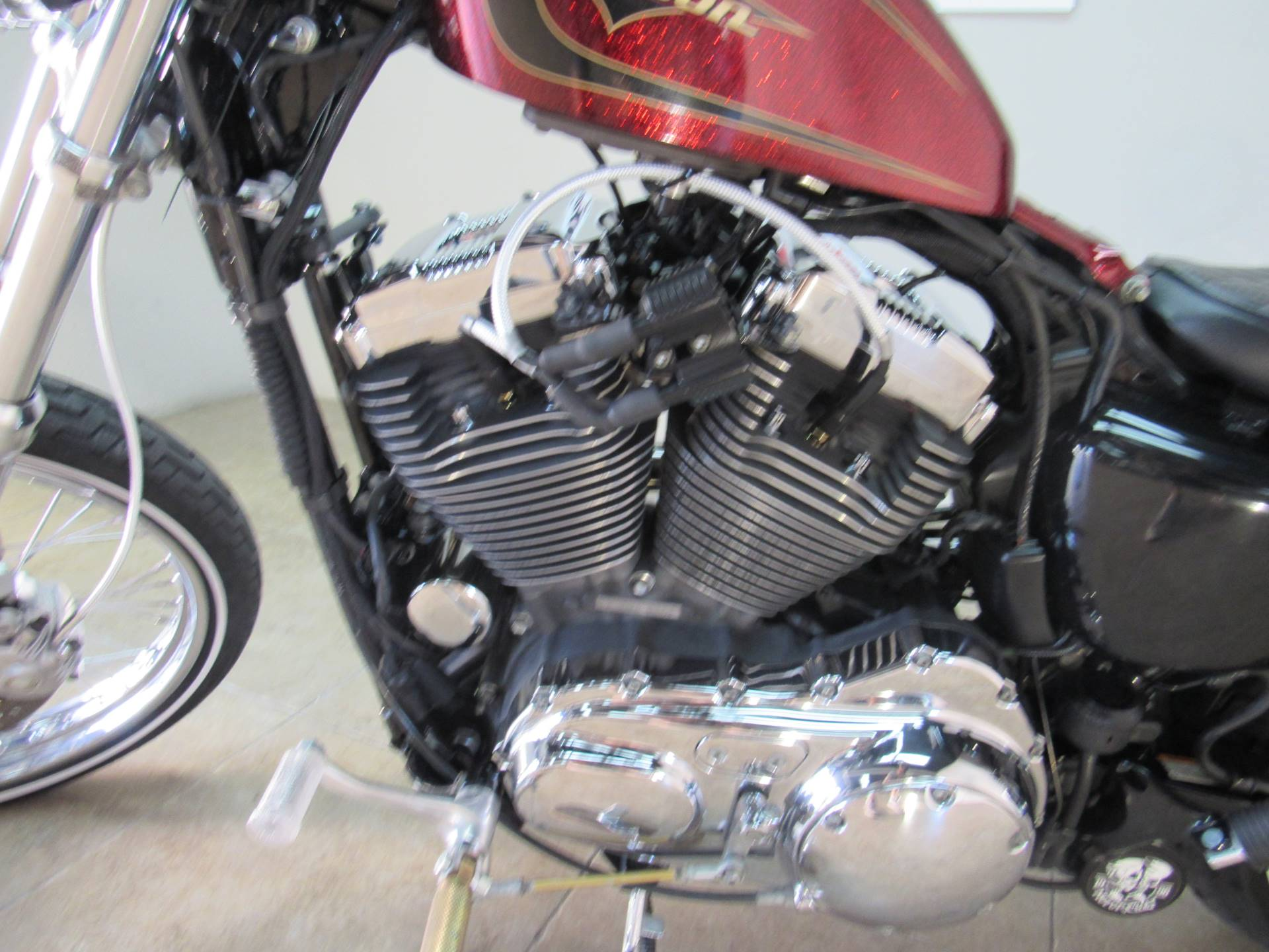 2012 Harley-Davidson Sportster® Seventy-Two™ in Temecula, California - Photo 25