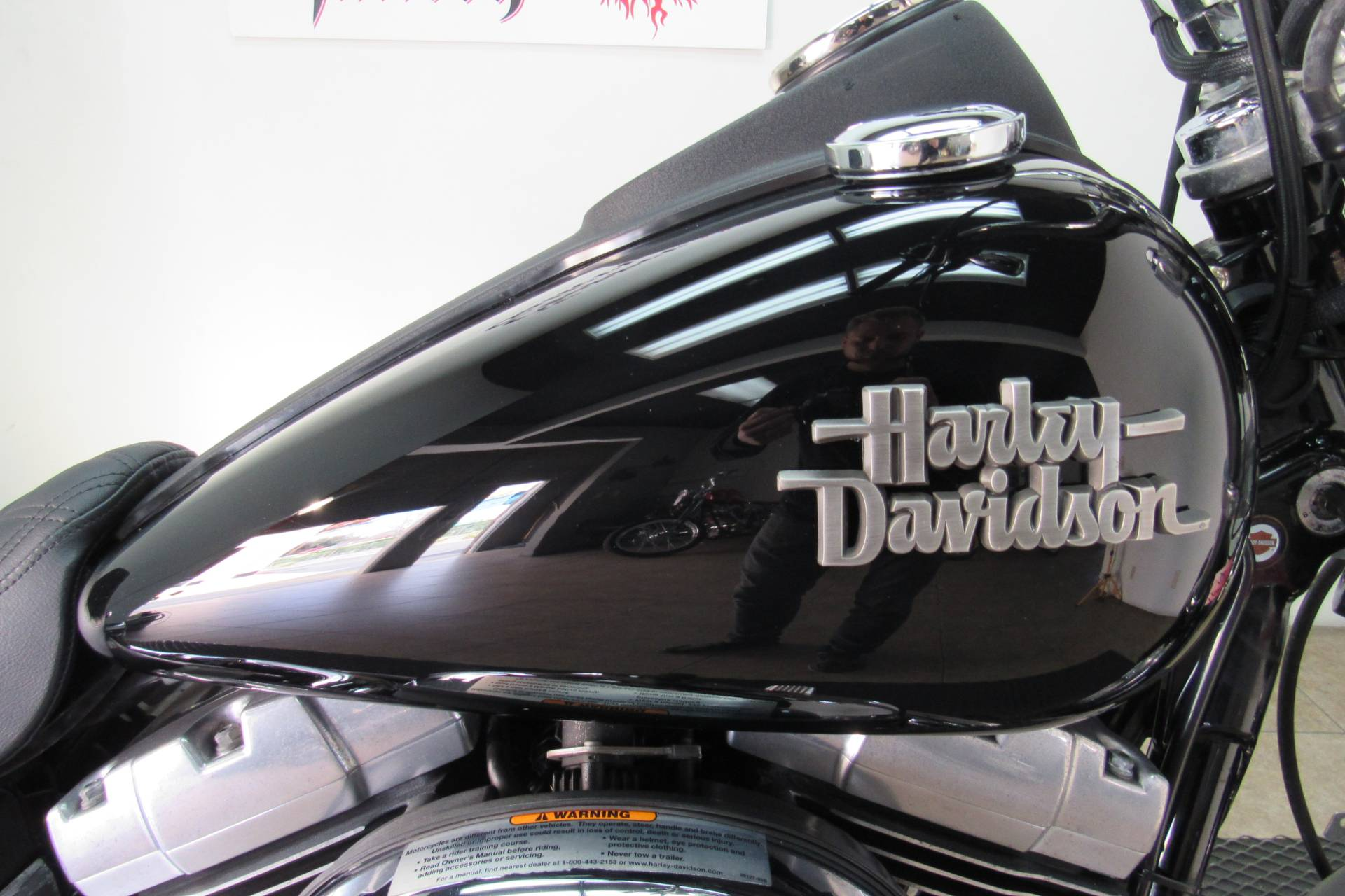 2007 Harley-Davidson Dyna® Street Bob® in Temecula, California - Photo 7