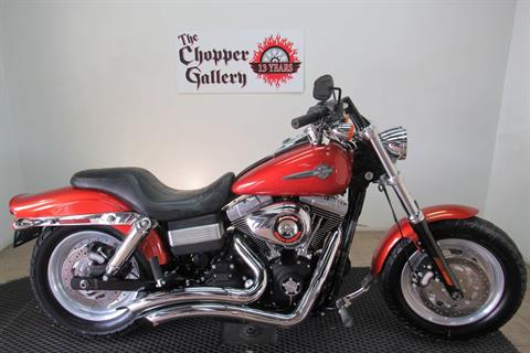 2011 Harley-Davidson Dyna® Fat Bob® in Temecula, California - Photo 1
